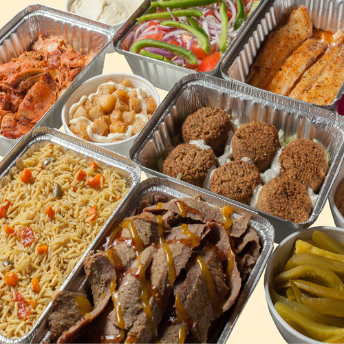 Catering (Buffet Style)