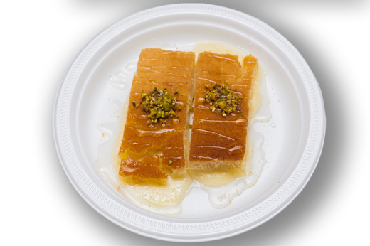 Kanafeh Cheese (vegan)